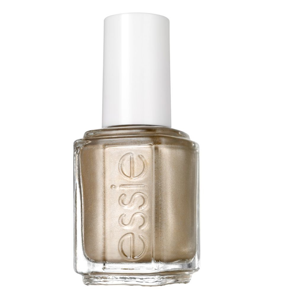 Esmalte de uñas Good as Gold, de Essie.