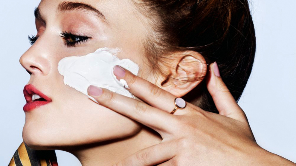 La leche de magnesia se ha puesto de moda como producto de belleza