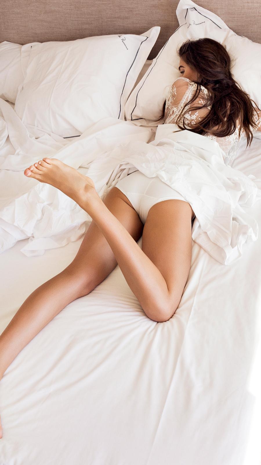 La única postura que no se recomienda es dormir boca arriba.