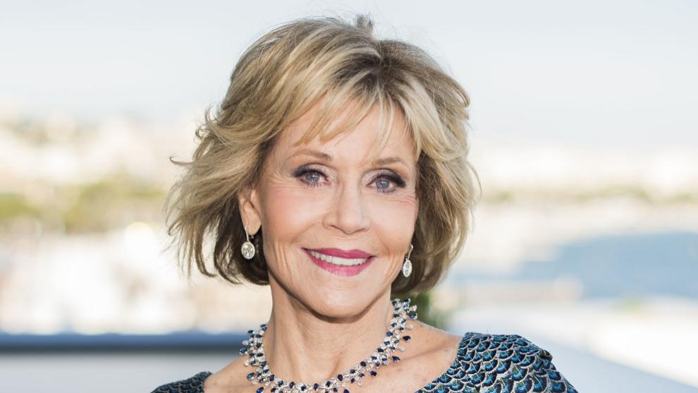 Jane Fonda y otras famosas nos demuestran que las pieles maduras...