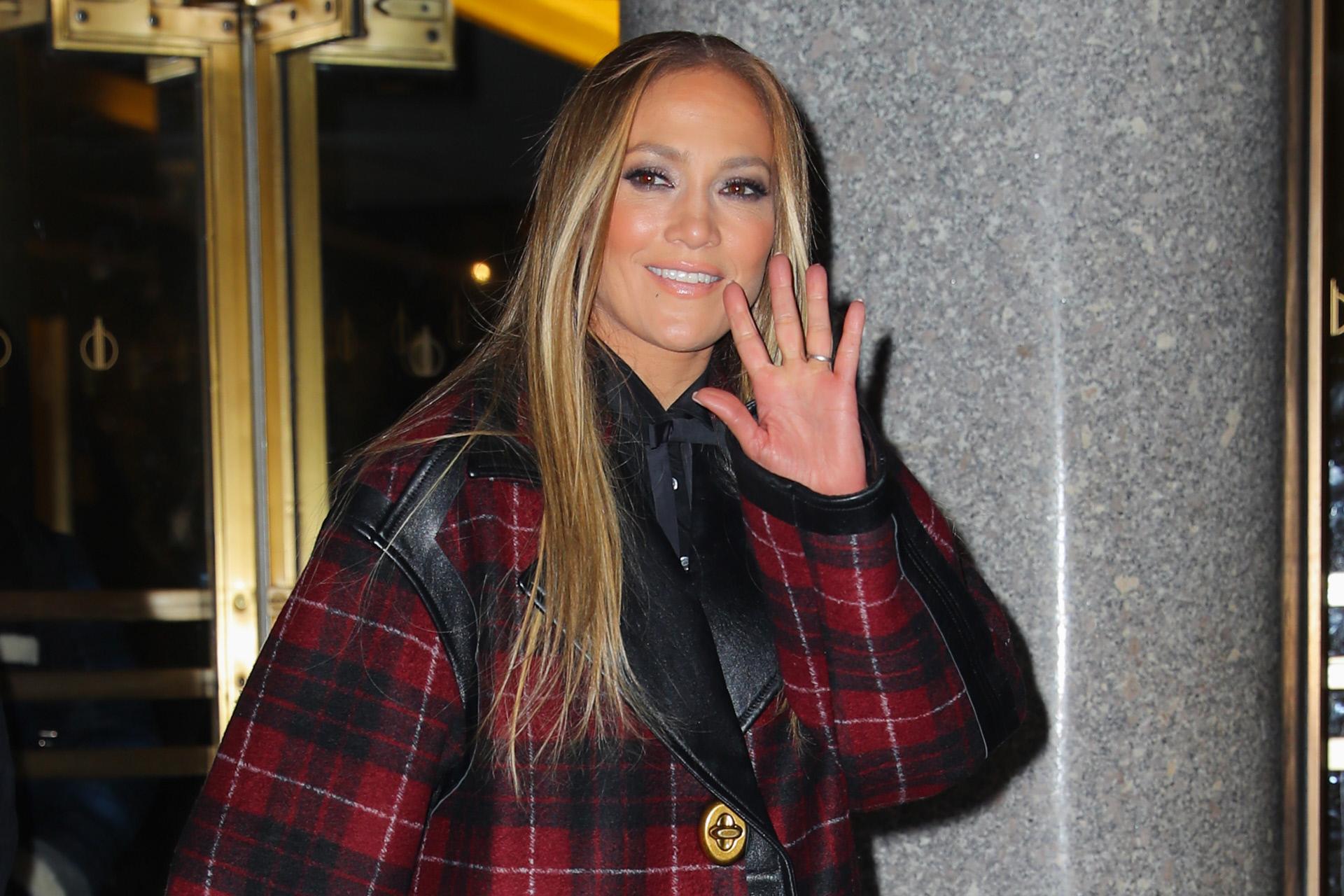 Jennifer Lopez, nominada como mejor actriz secundaria a los Globos de...