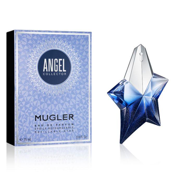 Angel Christmas Collector, de Mugler (75 euros/ 25 ml).