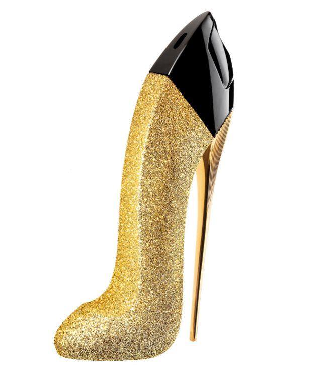 Good Girl Glorious Gold, de Carolina Herrera Fragrances (118 euros/ 100 ml.)