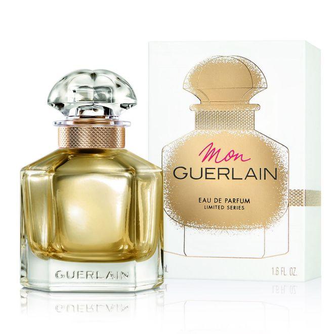 Mon Guerlain Eau de Parfum Edición 2019, de Guerlain (96,10 euros/ 50 ml.)