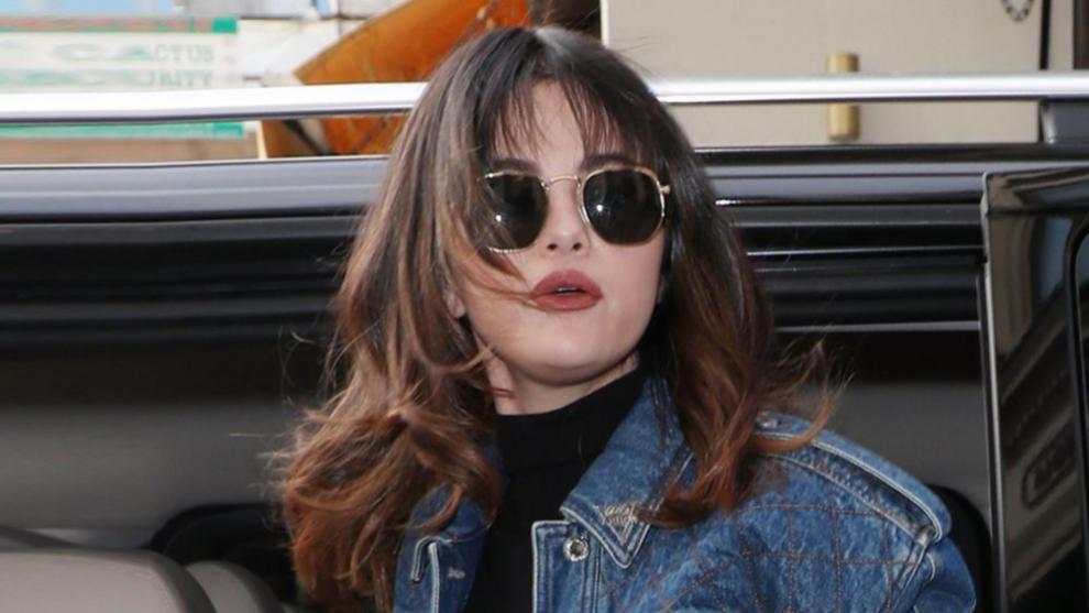 Selena Gomez con el corte de pelo de 2020, el shag, perfecto para dar...