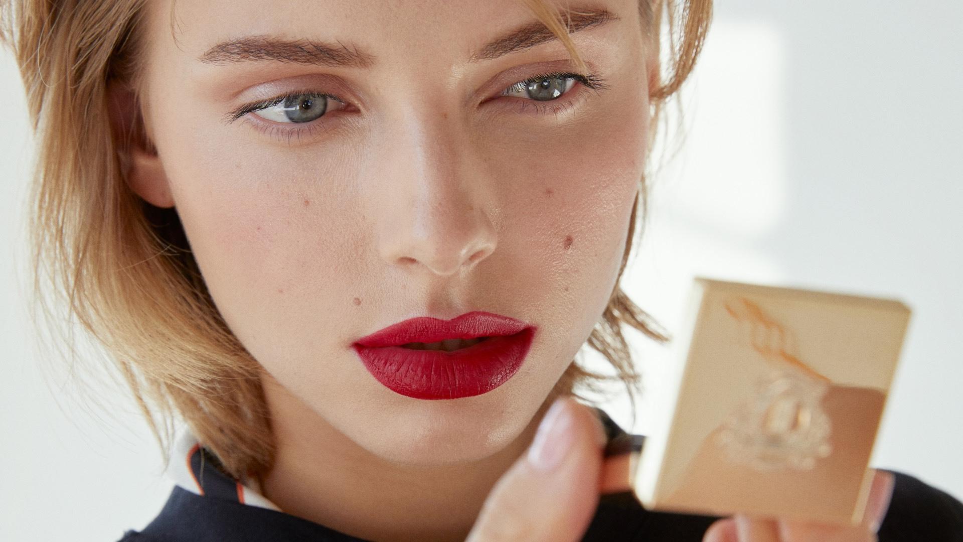 Labios con glamour