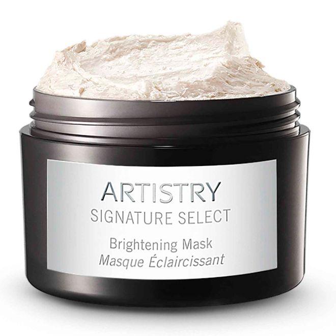 Signature Select Brightening Mask, de Artistry (48,70 euros).