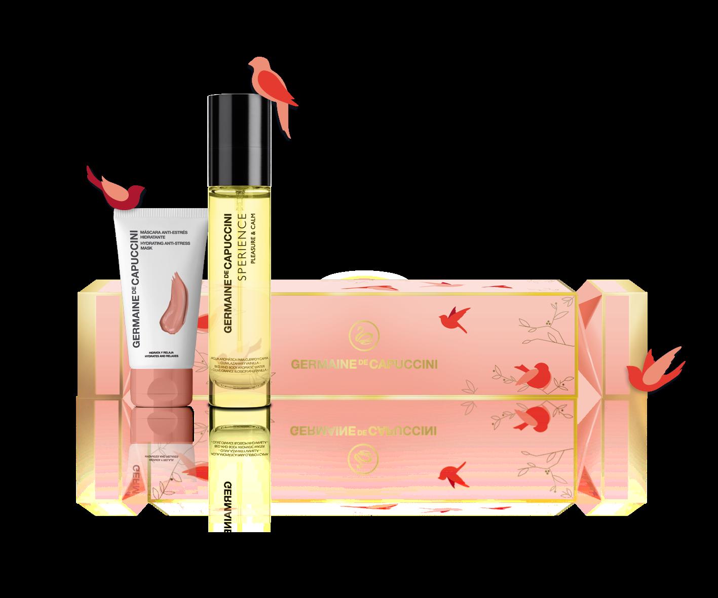 Para una piel relajada   Los productos de belleza por ...