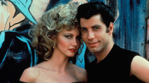 Fotograma de Grease.