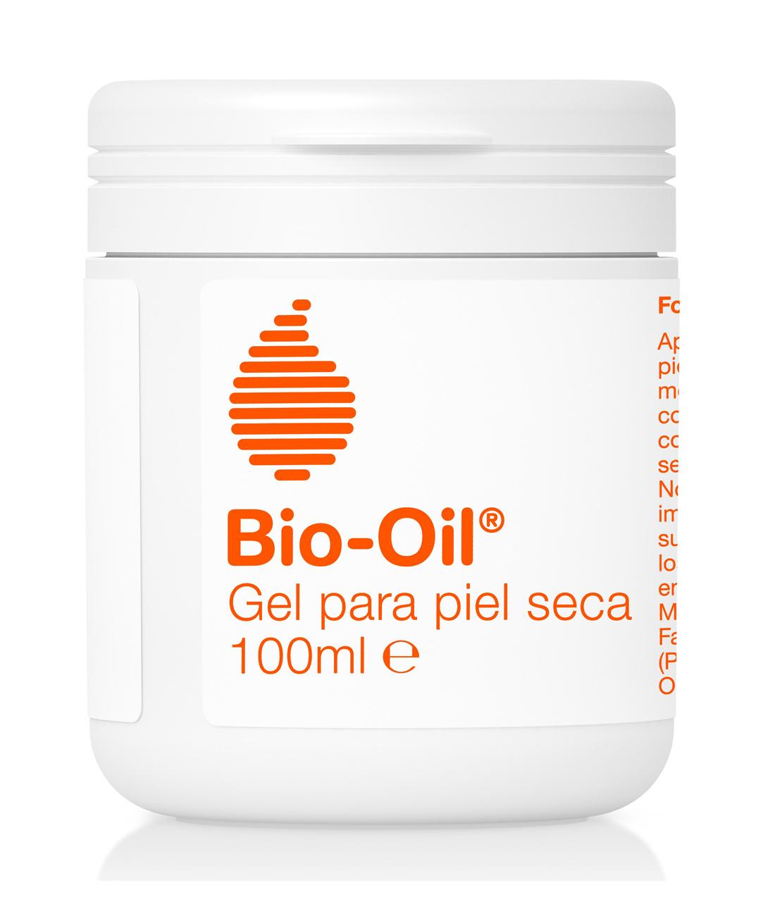 Bio-Oil Gel para piel seca (12,95 euros). Su fórmula combina los tres...