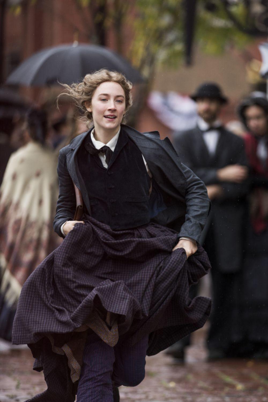 Saoirse Ronan at Premiere