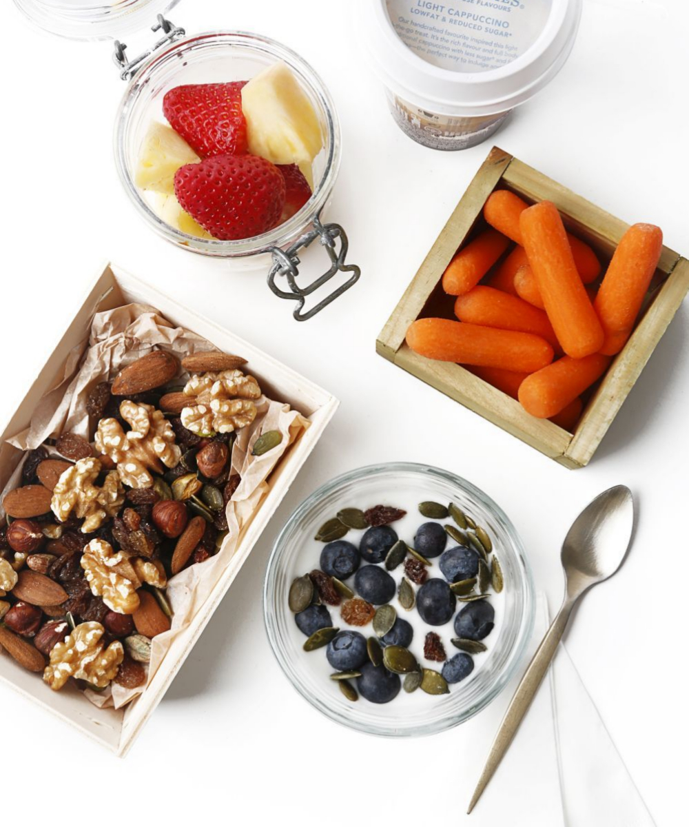 Los alimentos ricos en Omega 3 ayudan a reducir la inflamación...