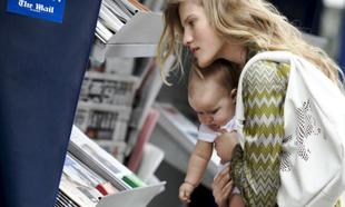 El 20 por ciento de los niños padece un episodio de bronquiolitis en...