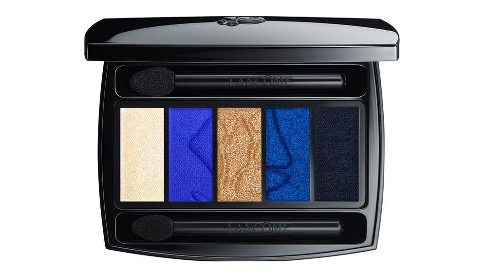 Hypnôse Palette de Lancôme (57 euros) es una paleta de sombras de ojos ideal para realzar la mirada de las chicas de ojos negros y marrón oscuros.