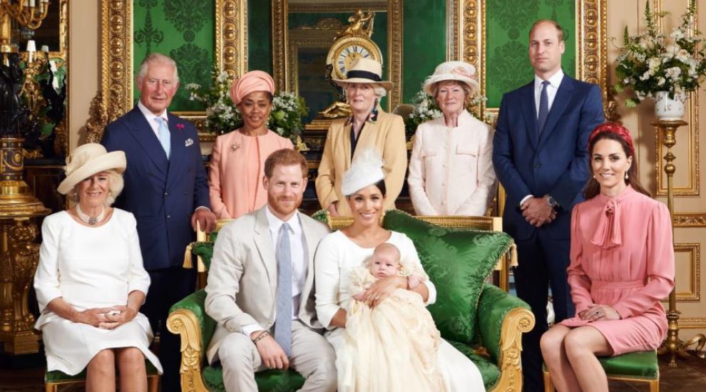 Así ha sido el año de la Familia Real británica