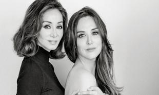 Tamara Falcó e Isabel Preysler comparten muchos trucos de belleza y...