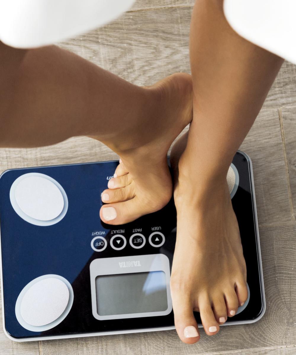 No todas la mujeres deben engordar lo mismo durante el embarazo.