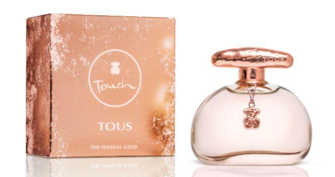 Touch The Sensual Gold, de Tous (85 euros).
