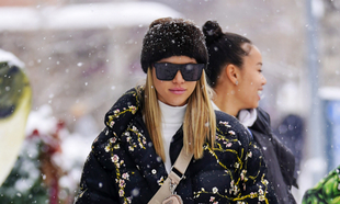Sofia Richie disfruta de unos días en la nieve