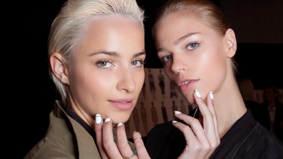 Las uñas de gel te permitirán lucir una manicura perfecta durante...