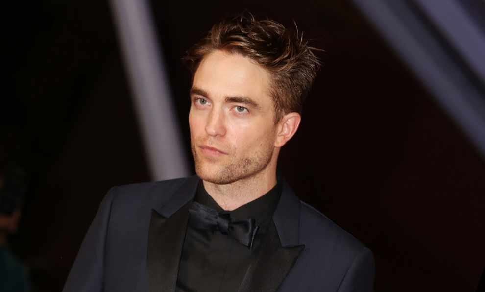 El actor Robert Pattinson en el Festival de Marrakech