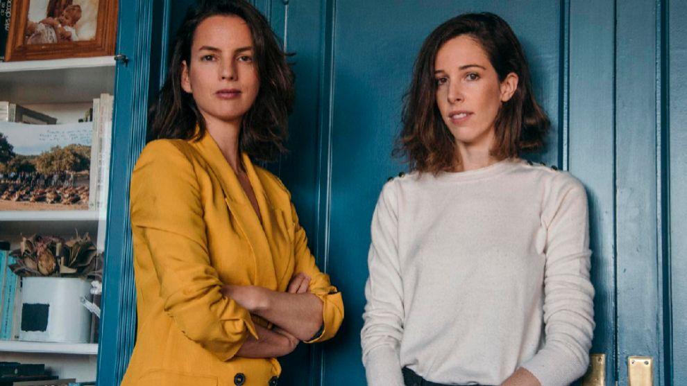 Mercedes Peralta y Mercedes Valdenebro forman el tándem Las 2...