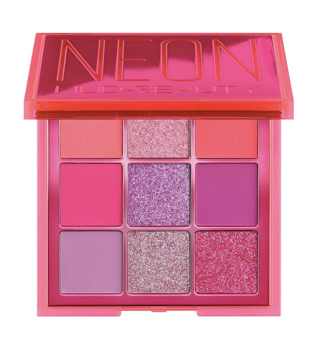 Neon Pink Palette