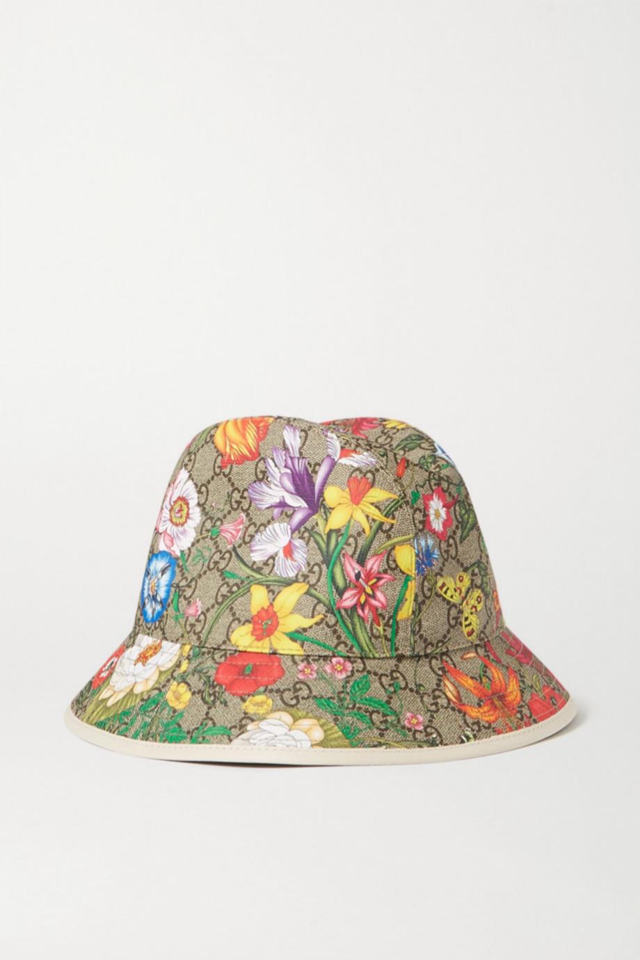 Sombrero tipo bucket de Gucci (290¤)