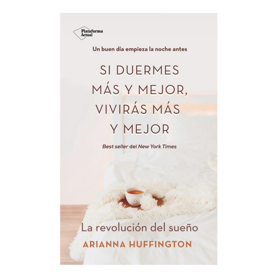 Libro de Aranna Huffington.