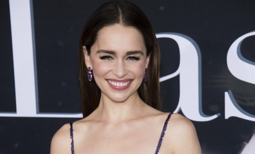"Emilia Clarke en la premiere de ""Last Christmas"""