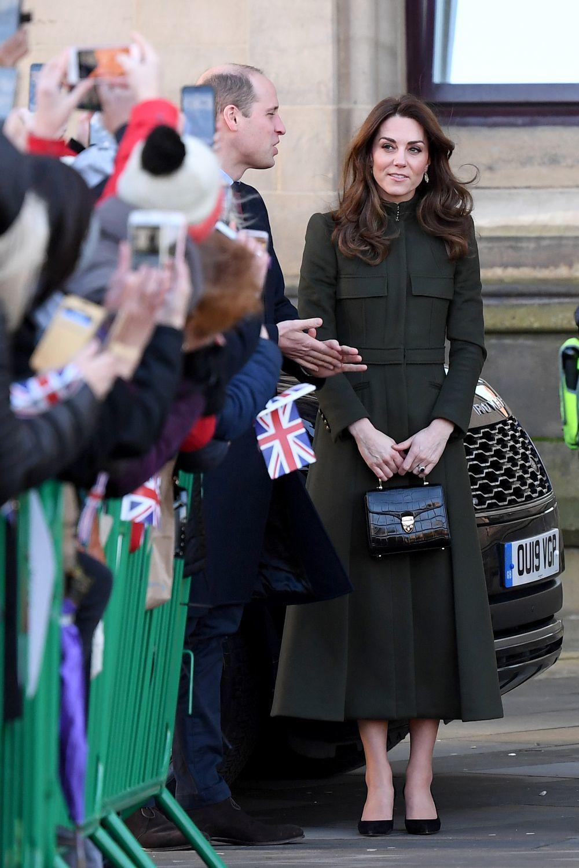 Kate Middleton en Bradford.