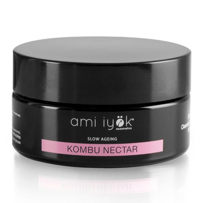 Kombu Nectar, de Ami Iyök (45 euros). Bálsamo que desmaquilla, limpia y se puede usar como una mascarilla nocturna hidratante y reparadora.