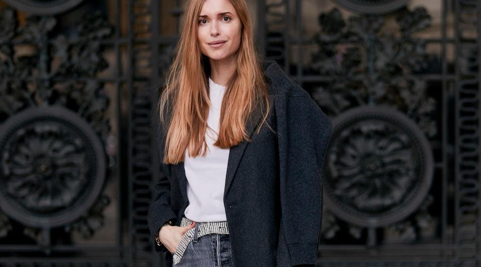 La danesa Pernille Teisbaek es la mejor embajadora del gris.