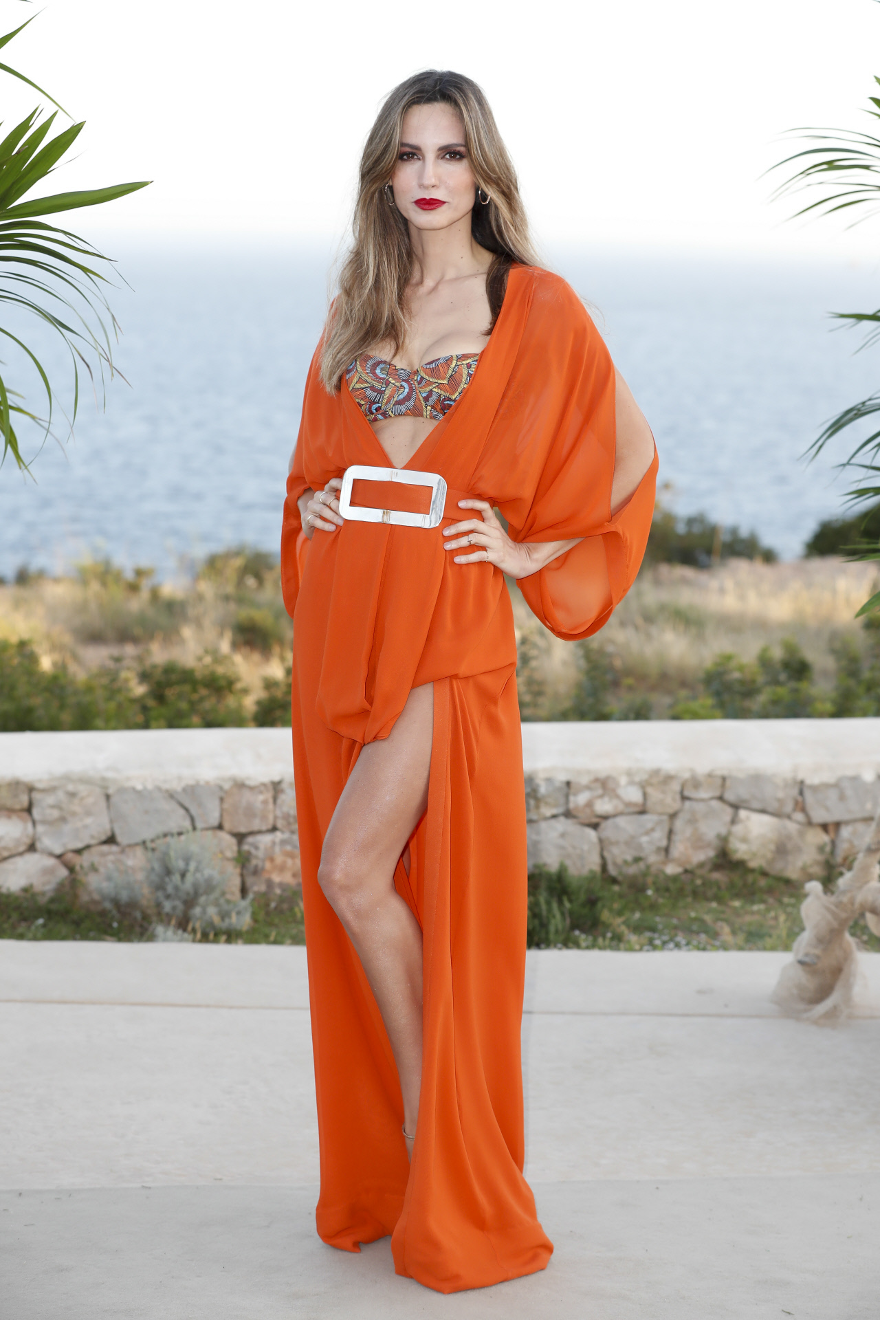 La modelo Ariadne Artiles.