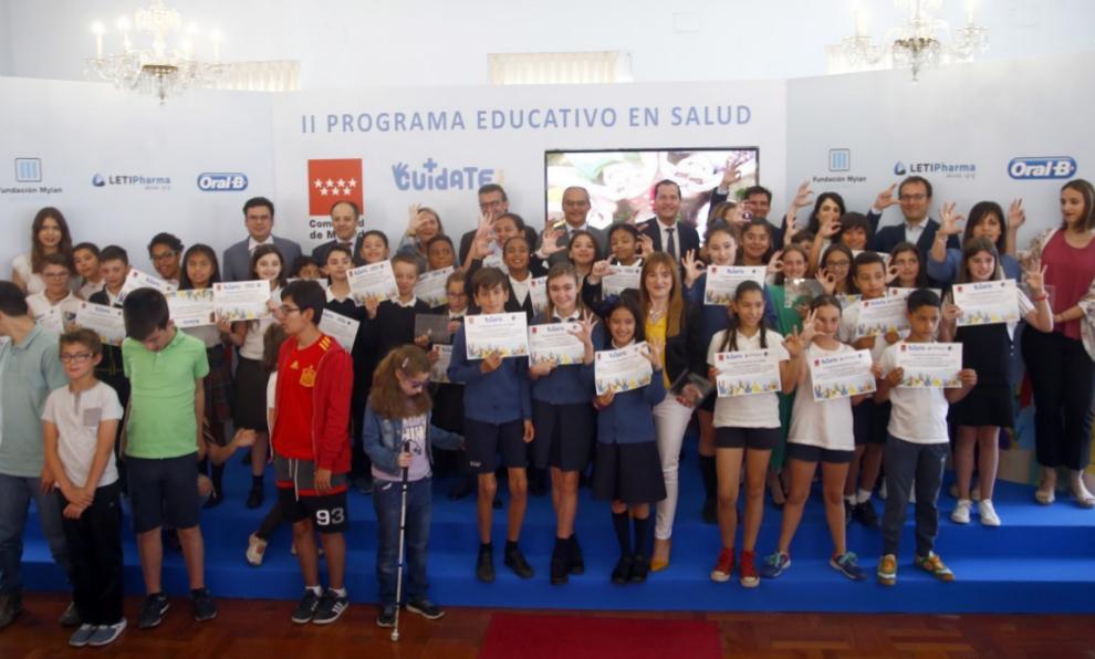 Imagen de la segunda edición del Programa Educativo