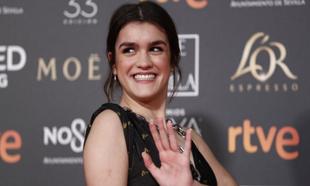 Amaia Romero actuará en los Goya interpretando las canciones de...