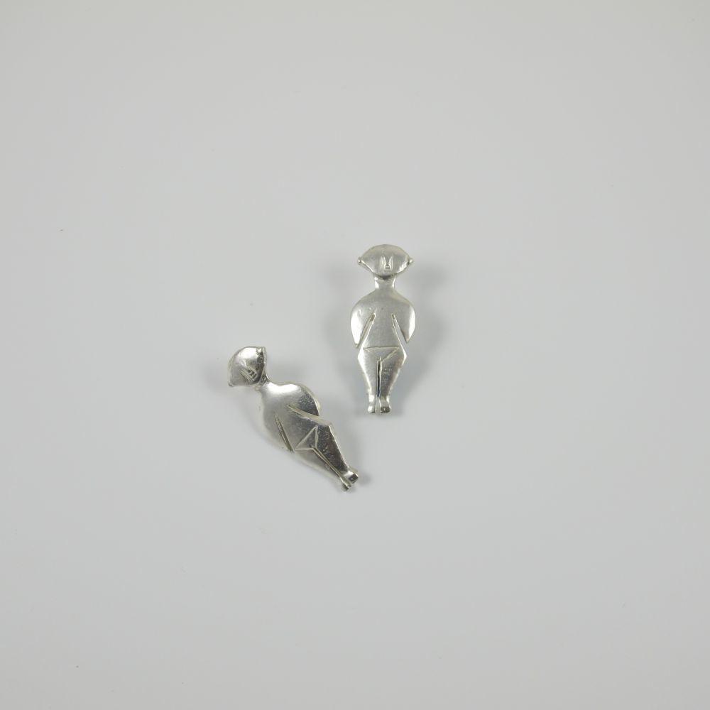 Pendientes de la nueva colección p/v de Circo, Venus, simbolizando la...
