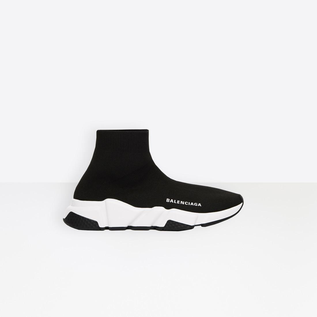 Las zapatillas Speed de Balenciaga.
