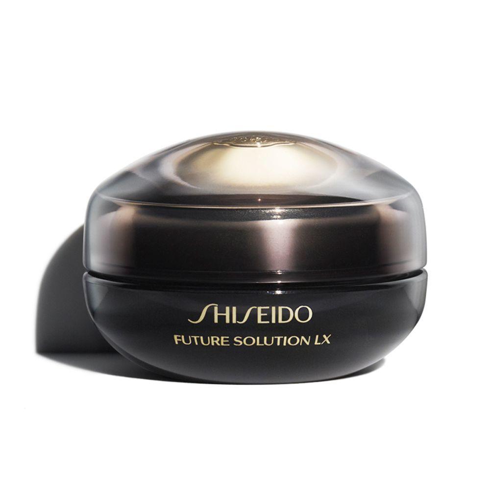 Eye and Lip Contour Regenerating Cream Future Solution LX de Shiseido.