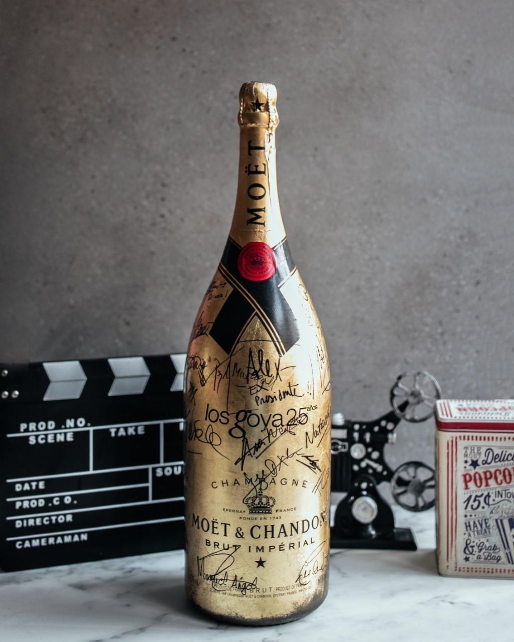 Moët & Chandon para los Premios Goya 2020