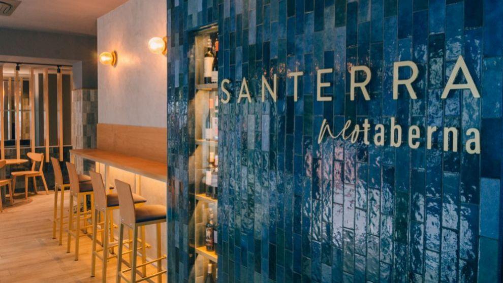 Santerra Neotaberna está ubicado en Ponzano, 62. Madrid