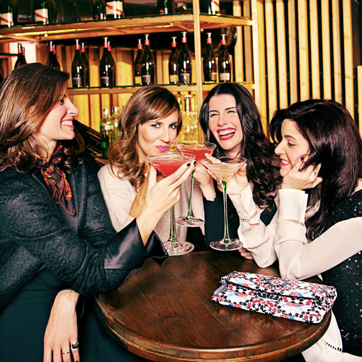 El consumo puntual de alcohol también tiene efectos negativos en...