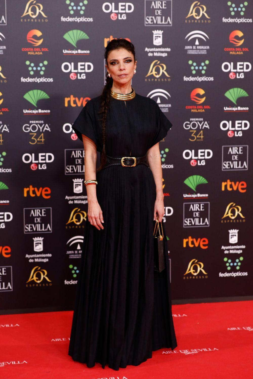 Maribel Verdú con un look de Dior