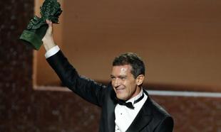 Antonio Banderas, Premio Goya 2020 al mejor actor por Dolor y gloria