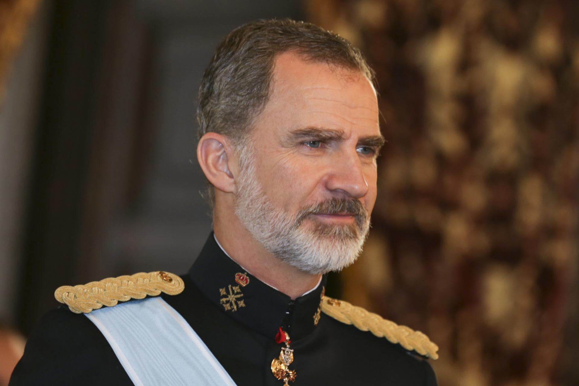 El rey Felipe VI cumple 52 años el 30 de enero.