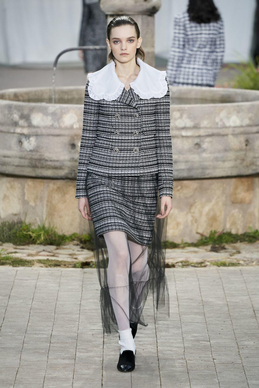 Chanel Alta Costura.