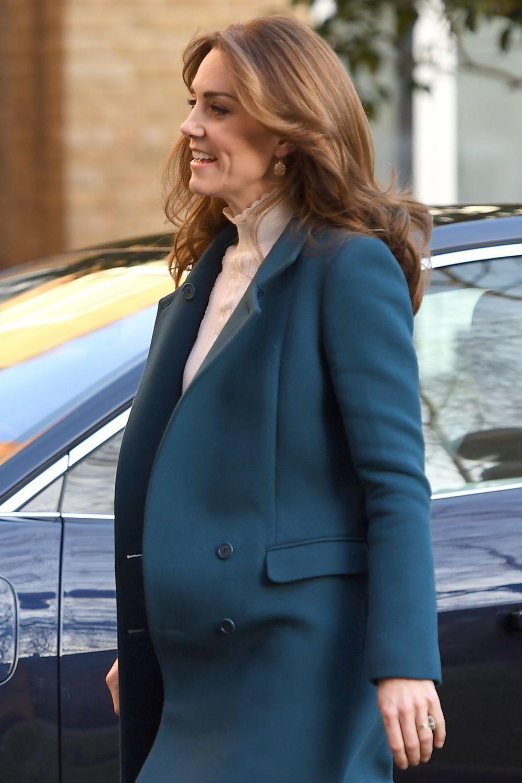 Kate Middleton en Londres.