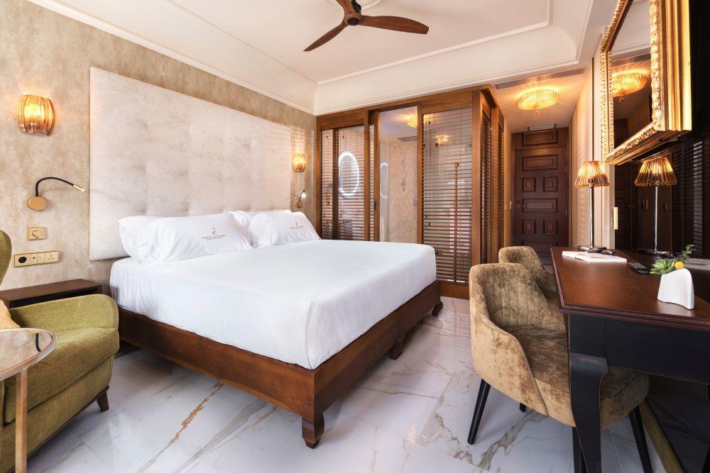 Habitación doble del hotel Santa Catalina: a Royal Hideaway