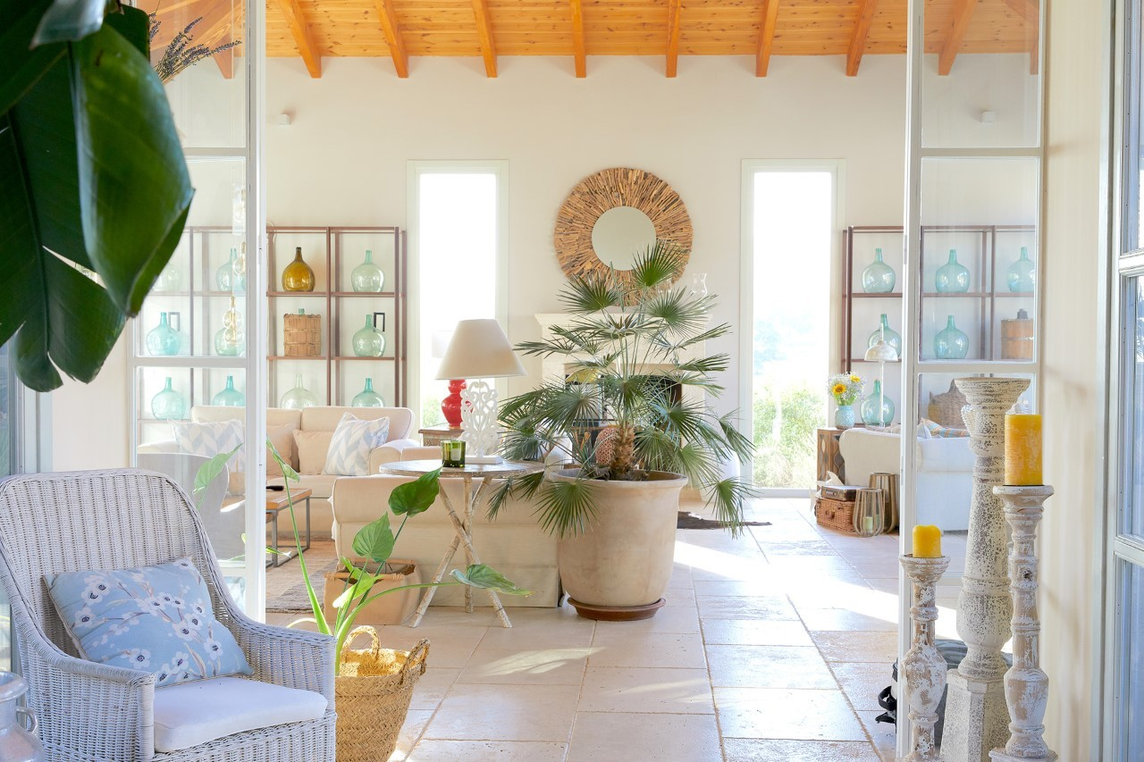 Habitación de Quinta de San Cayetano