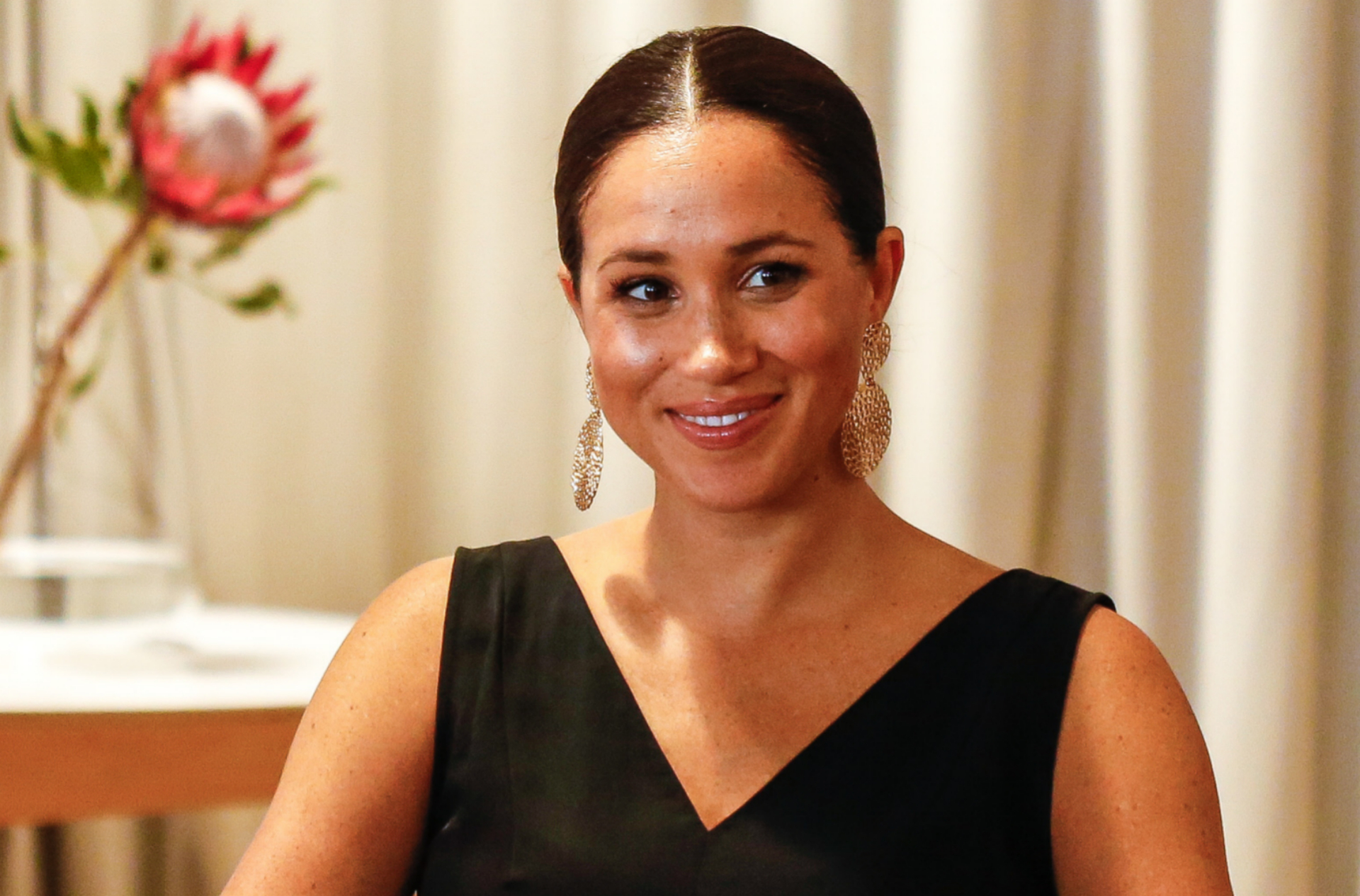 La duquesa de Sussex, Meghan Markle.